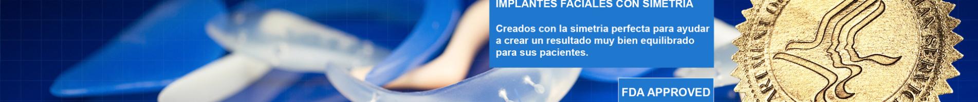 implantes faciales de mentón malar y ángulo mandibular ecuador